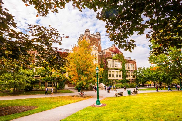 Visit and Tour Geneseo | SUNY Geneseo