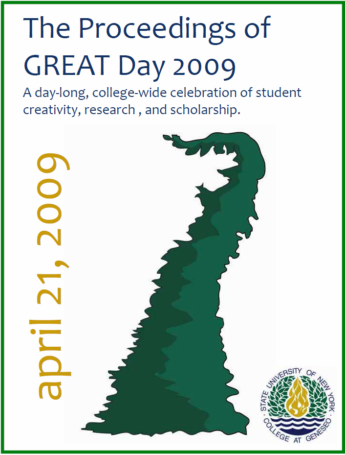 The Proceedings of Great Day: 2009