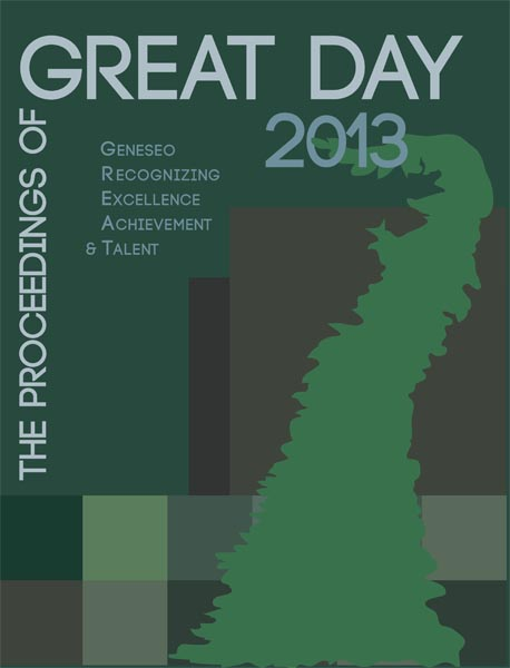 The Proceedings of Great Day: 2013