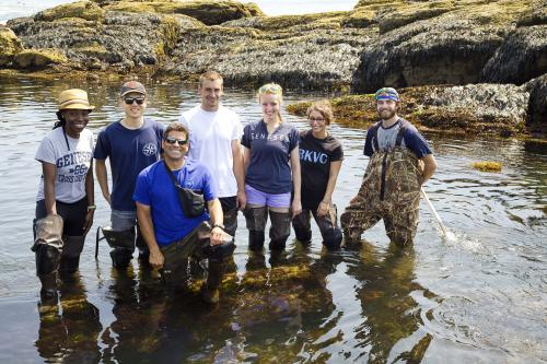 BIOL 312 Aquatic Community Ecology 2014