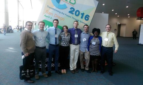 Experimental Biology 2016 Conference, San Diego, CA