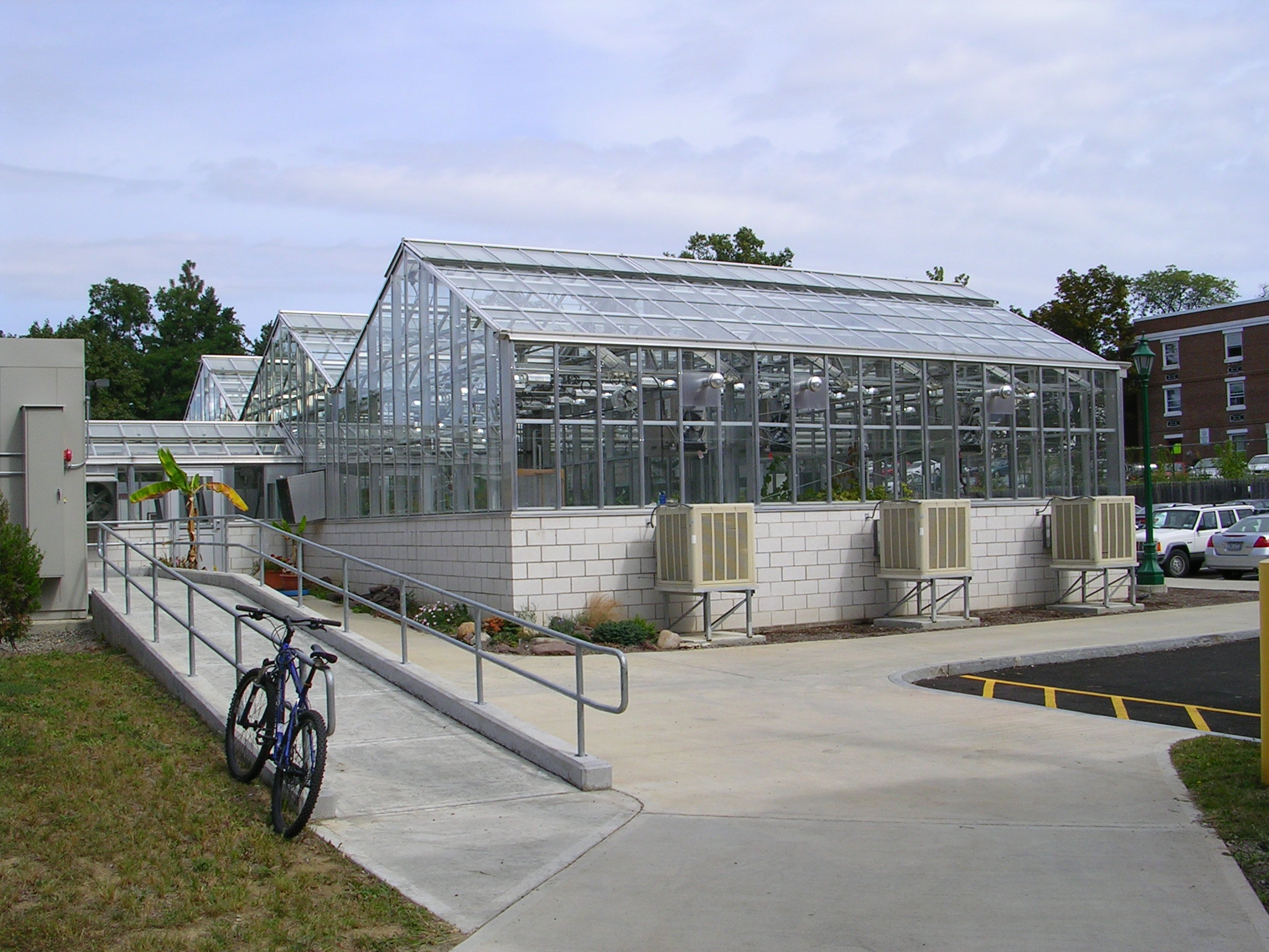 Geneseo ISC Greenhouse