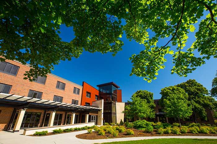 Monroe hall student housing