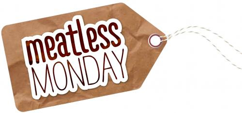 Logo for Meatless Monday