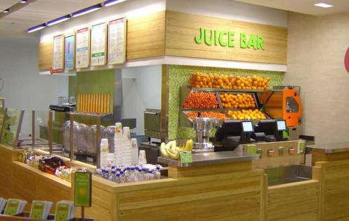 Juice Bar Photo Suny Geneseo