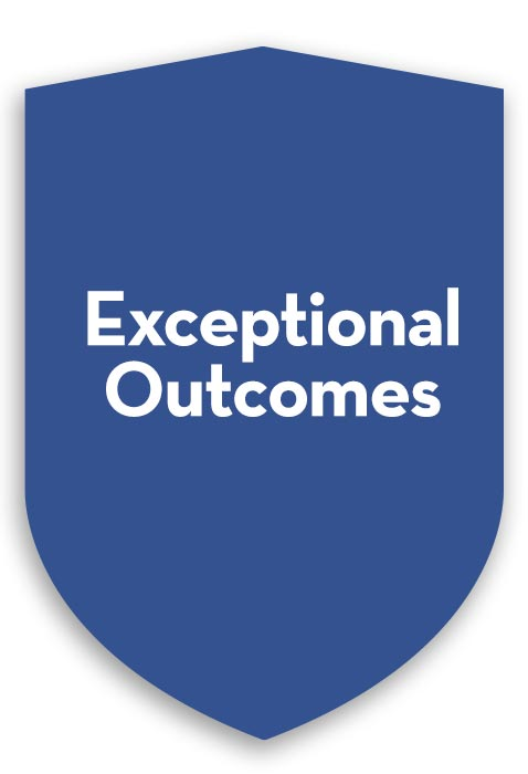 exceptional outcomes