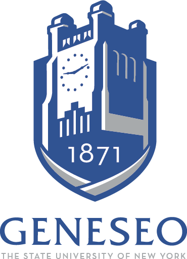 State University of New York College at Geneseo logo