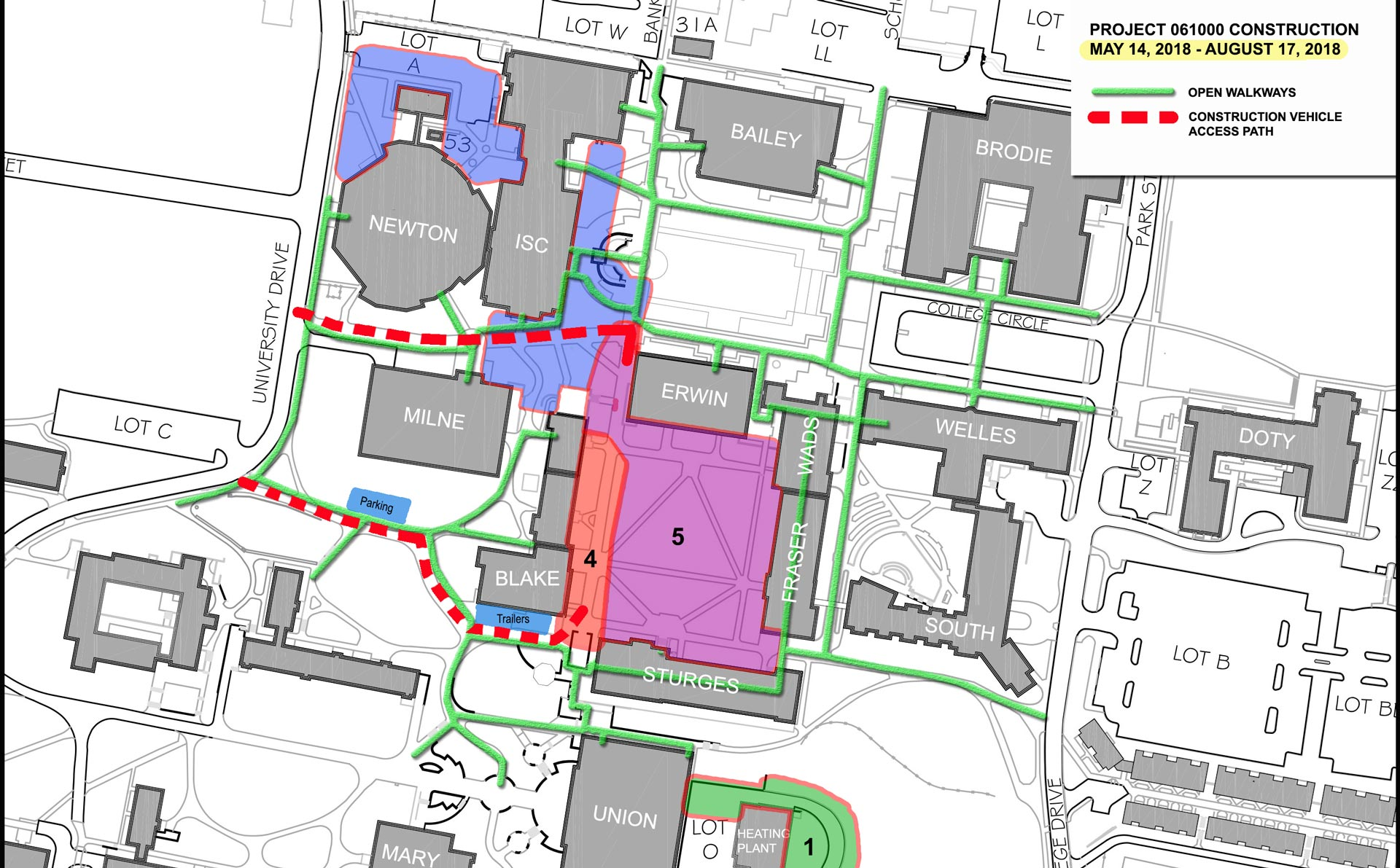 Construction Update: Sturges Quad to Be Completed, Other ... on suny college campus map, newton campus map, elmira campus map, mount vernon campus map, cazenovia campus map, springfield campus map, wheaton campus map, macomb campus map, lawrence campus map, jamestown campus map, marion campus map, webster campus map, wichita campus map, garden city campus map, aurora campus map, newark campus map, flanagan campus map, charleston campus map, spring valley campus map, kingston campus map,
