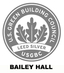 Bailey Hall logo