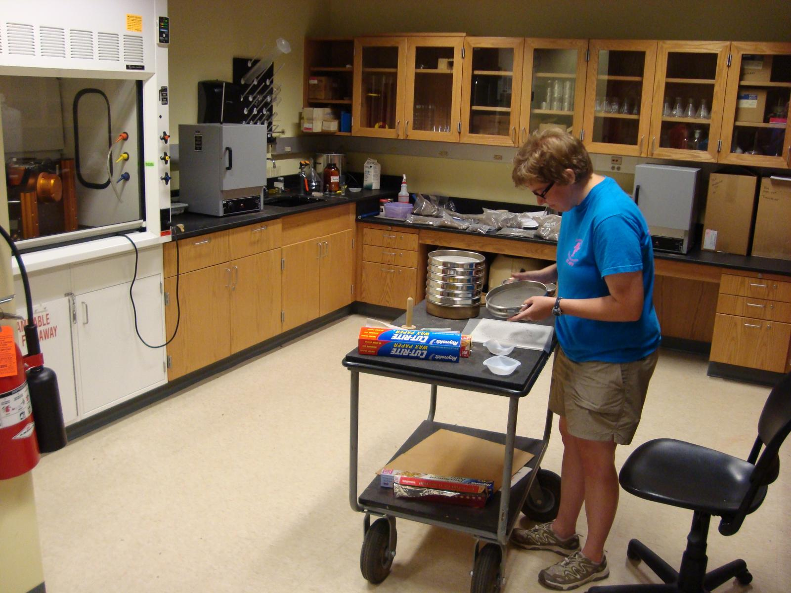The Earth Materials Lab
