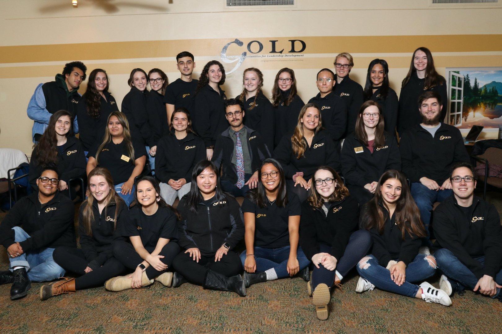 2019-2020 GOLD Leader Mentor Staff