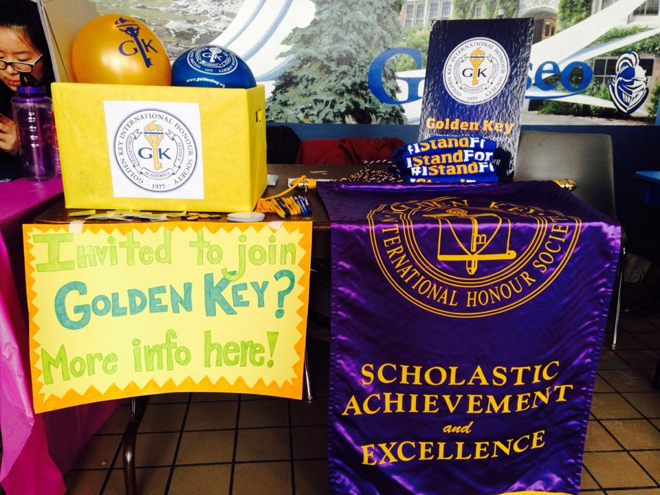 golden key honor society