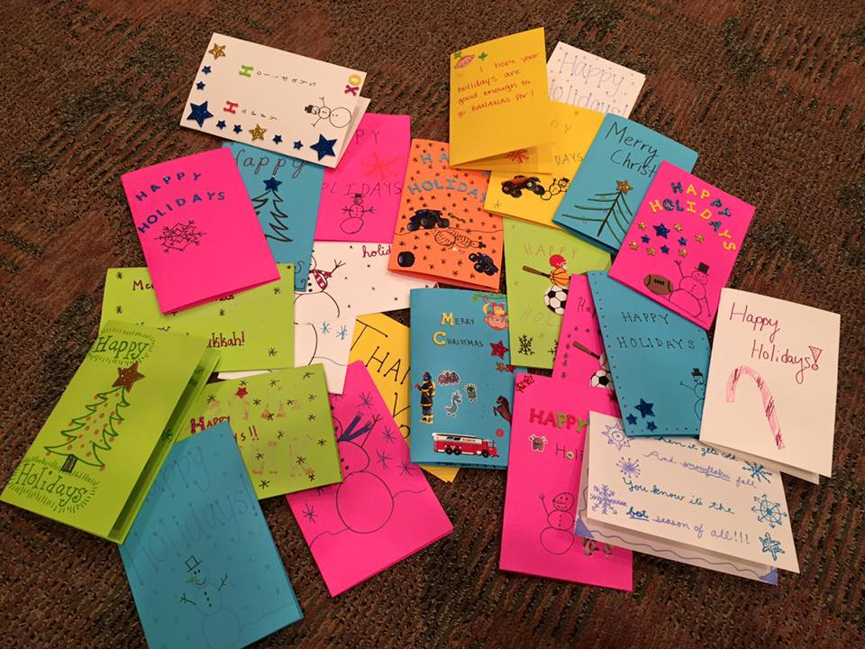 Card making service project