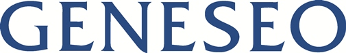 SUNY Genseso Logo.
