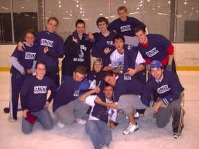 winter 2006 co ed comp broomball