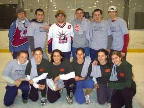winter 2006 co ed rec broomball