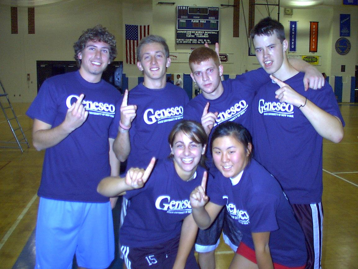Fall 2006 Volleyball Champs