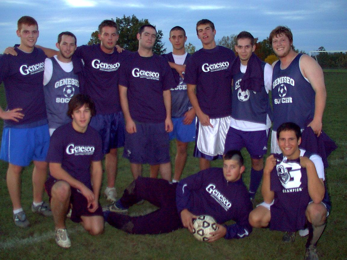 Fall 2006 Outdoor Soccer Champs