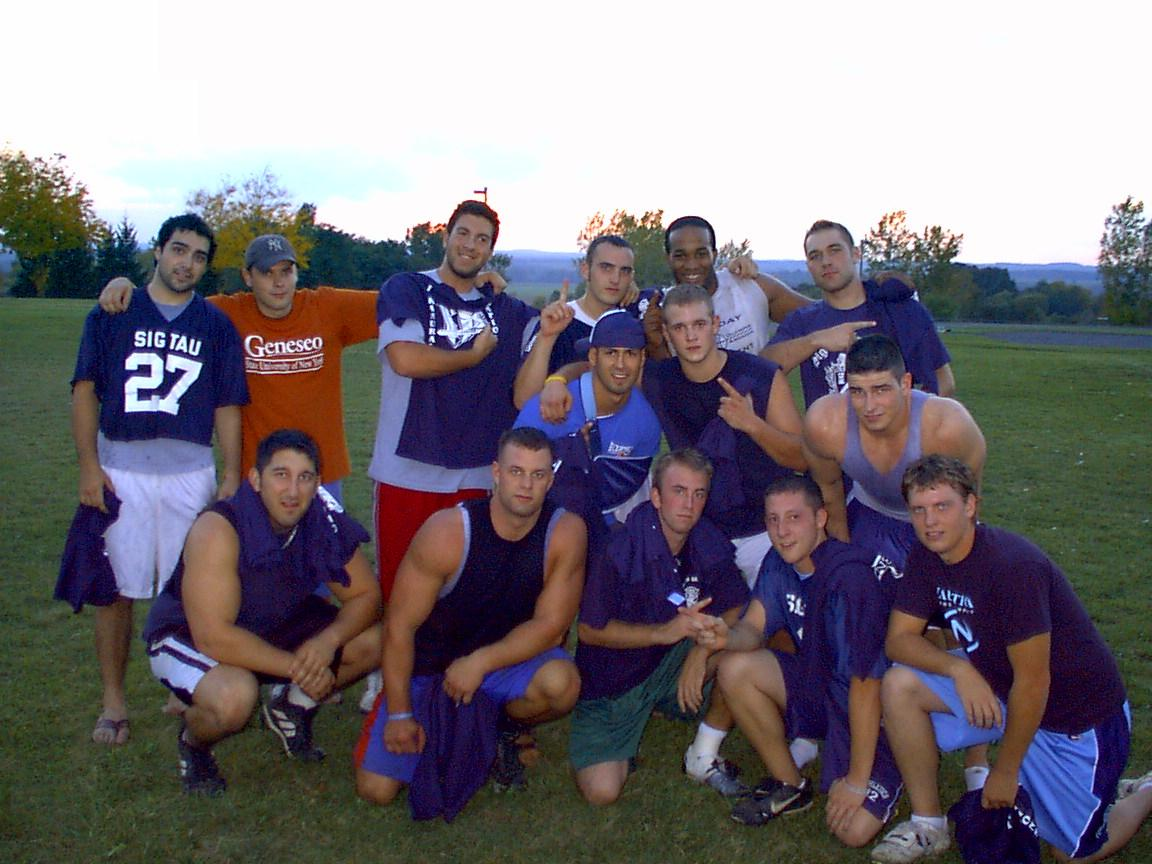 Flag Football Champs