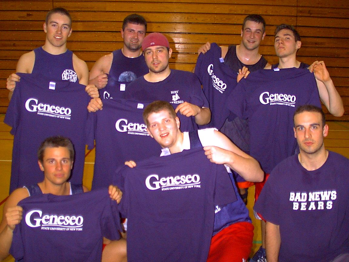 Rec. Basketball Champs