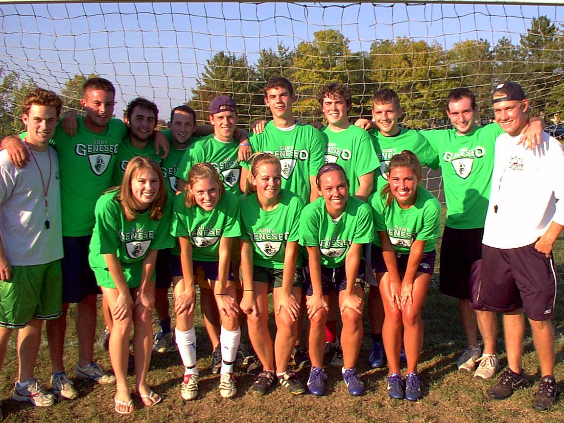 Co-ed Comp. Soccer Champions