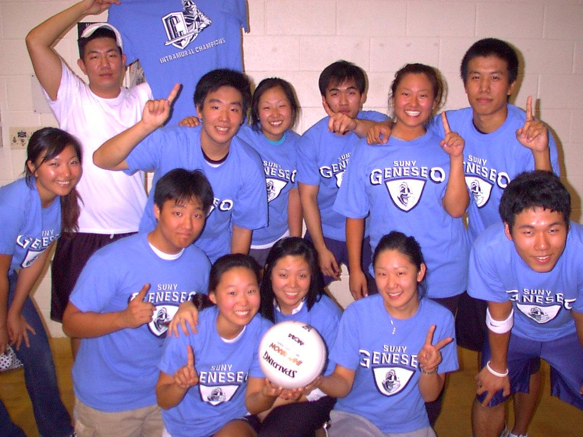 Co-ed Rec. Volleyball
