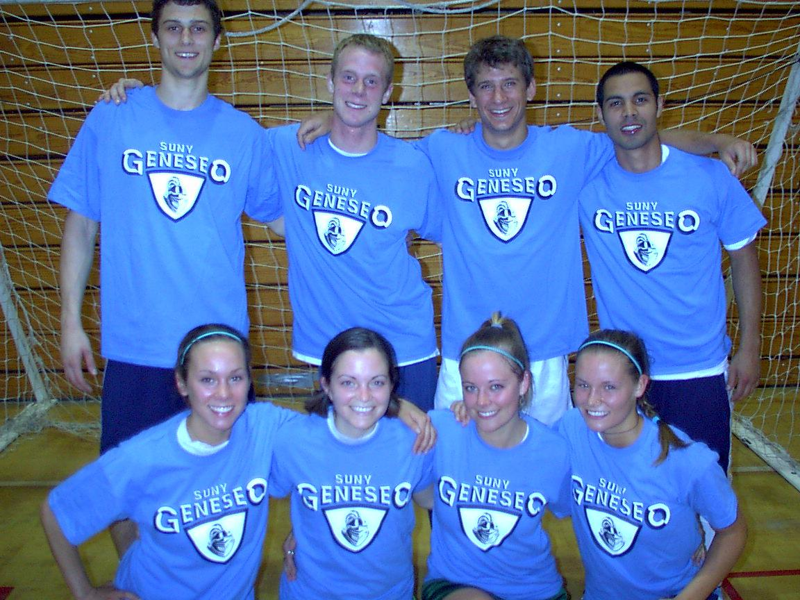 Spring 08 Soccer Co-ed Champs