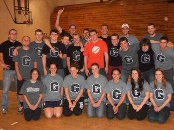 Middle Aged Playground 2011 champions group picture