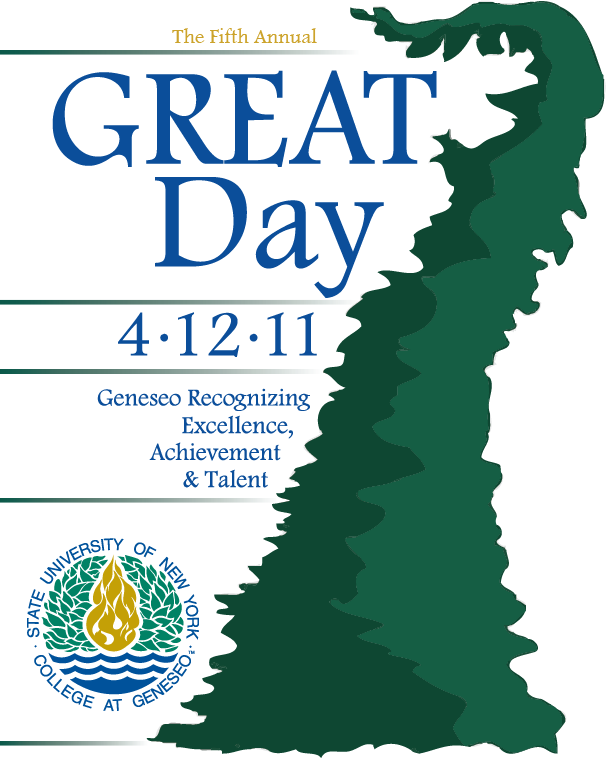 The Proceedings of Great Day: 2011