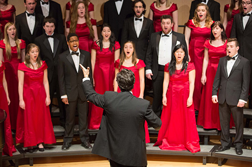 Geneseo Chamber Singers