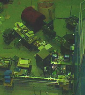 reactor studies at ward reactor lab at cornell university