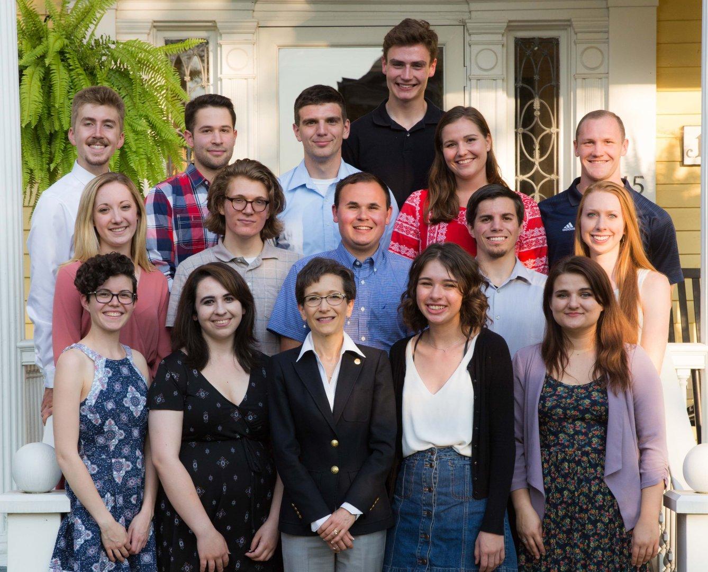 2017-18 Presidential Scholars