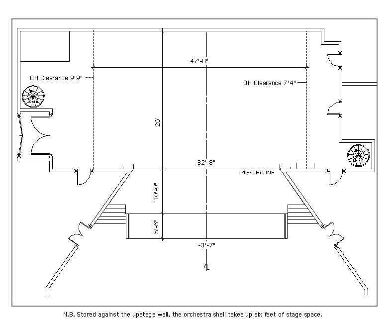 Wadsworth Floor Plan Suny Geneseo