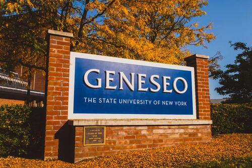 Geneseo sign