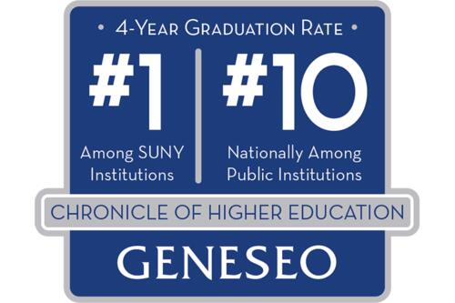 Suny Esf Academic Calendar.Geneseo Identified As A Top Public Institution For Four Year