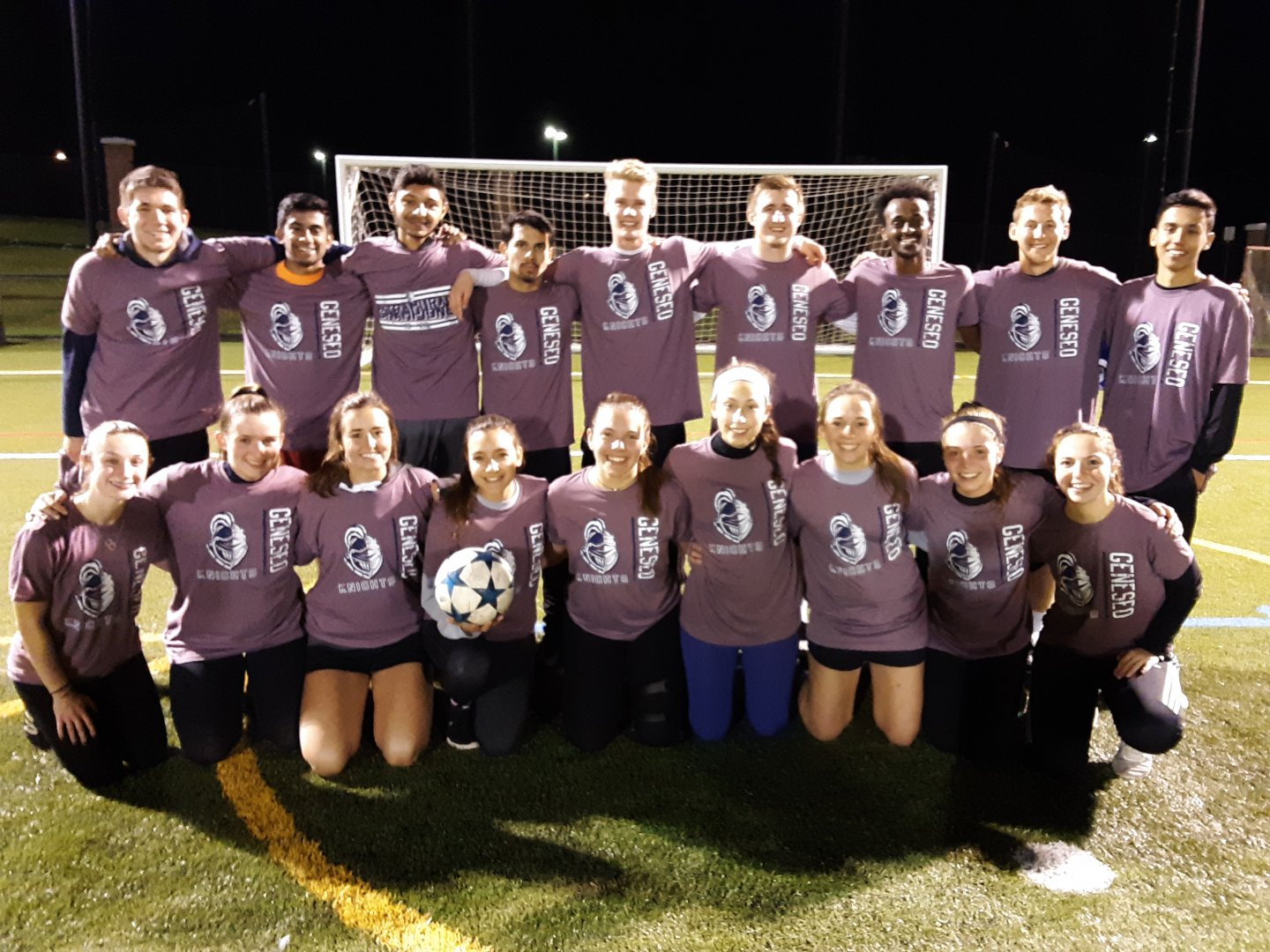 Championship Pictures 2019 Suny Geneseo