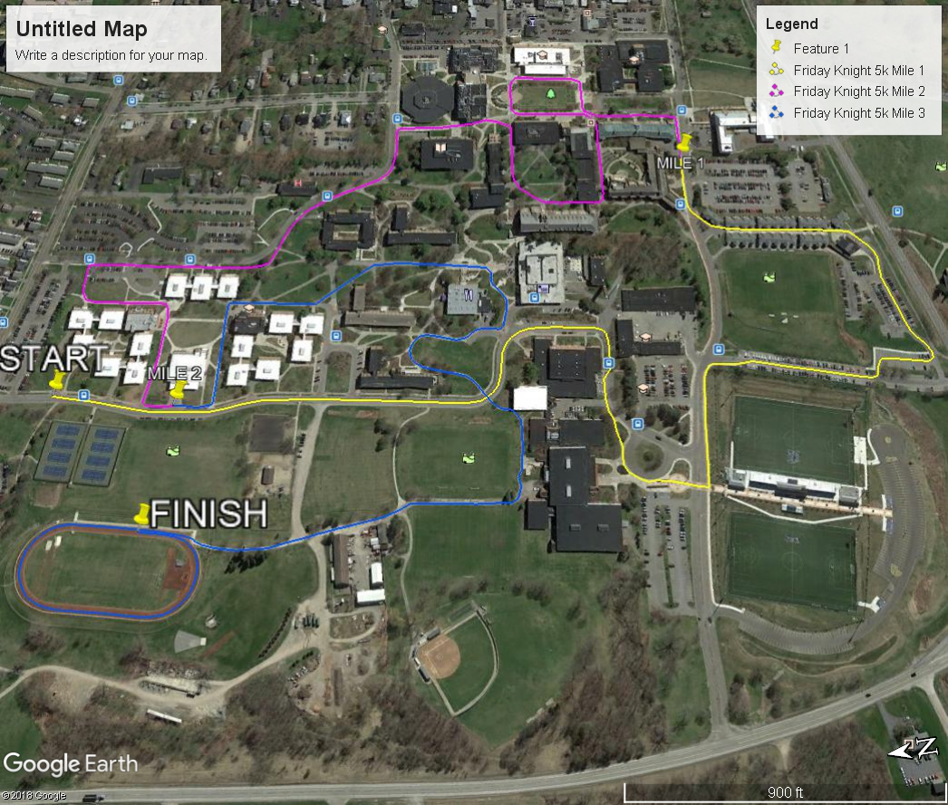 Course Map | SUNY Geneseo