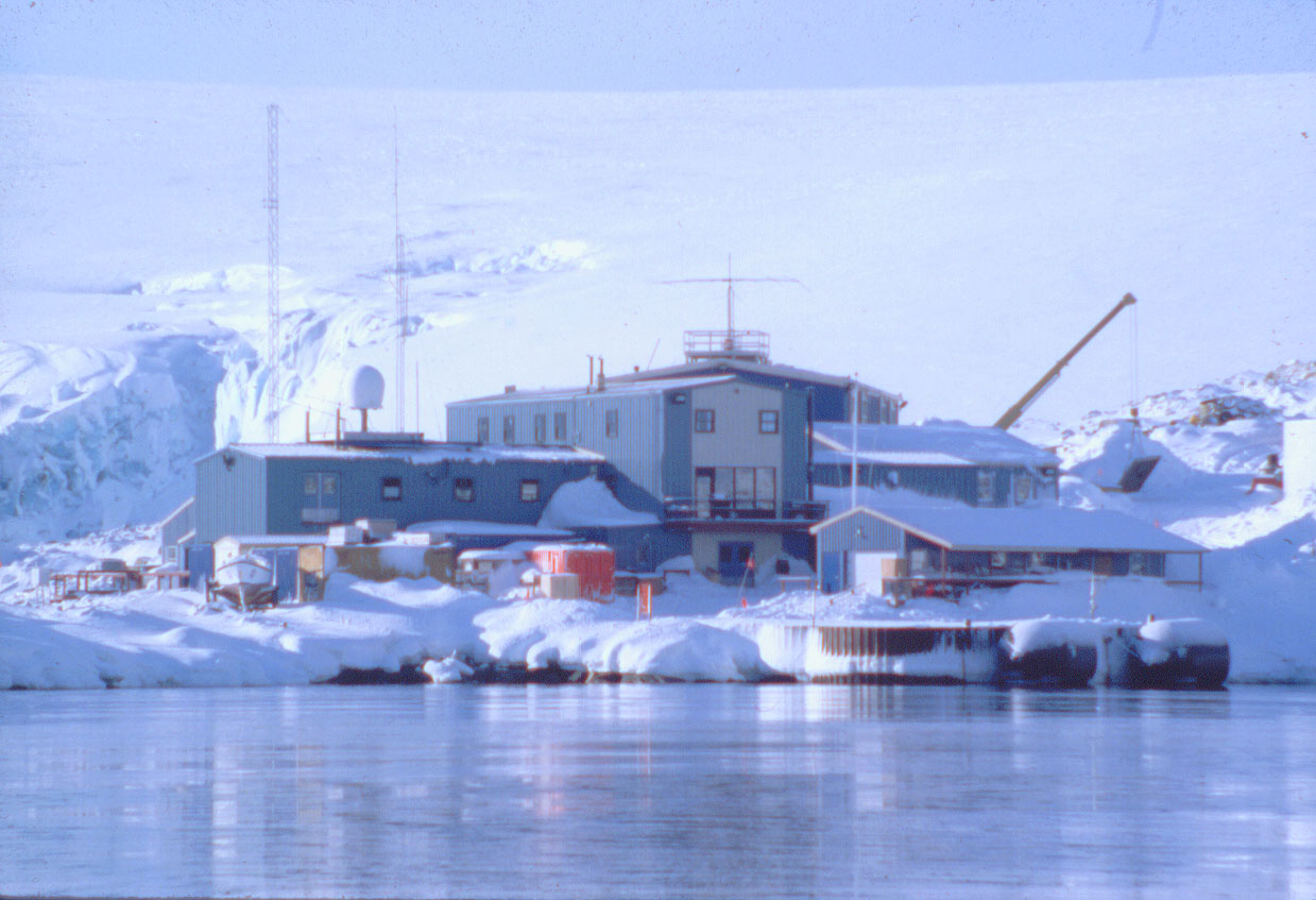Palmer Station, Antarctica