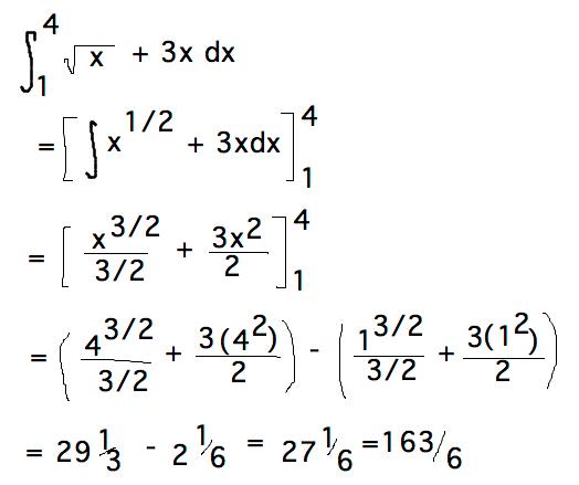define integral