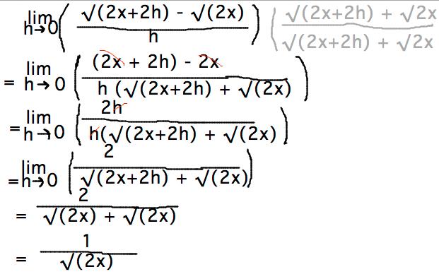 Geneseo Math 221 02 Definition of Derivative 2