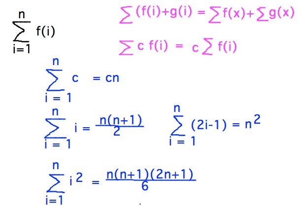 Geneseo Math 221 10 Integration as Summation
